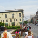 May Procession Through Downtown and Crowning 2014 photo album thumbnail 23