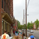 May Procession Through Downtown and Crowning 2014 photo album thumbnail 26