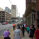 May Procession Through Downtown and Crowning 2014 photo album thumbnail 50