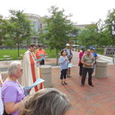 May Procession Through Downtown and Crowning 2014 photo album thumbnail 67