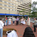 May Procession Through Downtown and Crowning 2014 photo album thumbnail 73