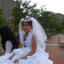 May Procession Through Downtown and Crowning 2014 photo album thumbnail 79