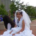 May Procession Through Downtown and Crowning 2014 photo album thumbnail 80