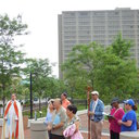 May Procession Through Downtown and Crowning 2014 photo album thumbnail 81
