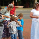 May Procession Through Downtown and Crowning 2014 photo album thumbnail 85