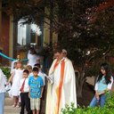 May Procession Through Downtown and Crowning 2014 photo album thumbnail 118
